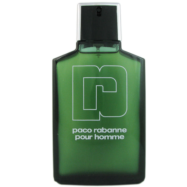 Paco Rabanne for Men 3.4 oz 100 ml Eau de Toilette Spray Tester