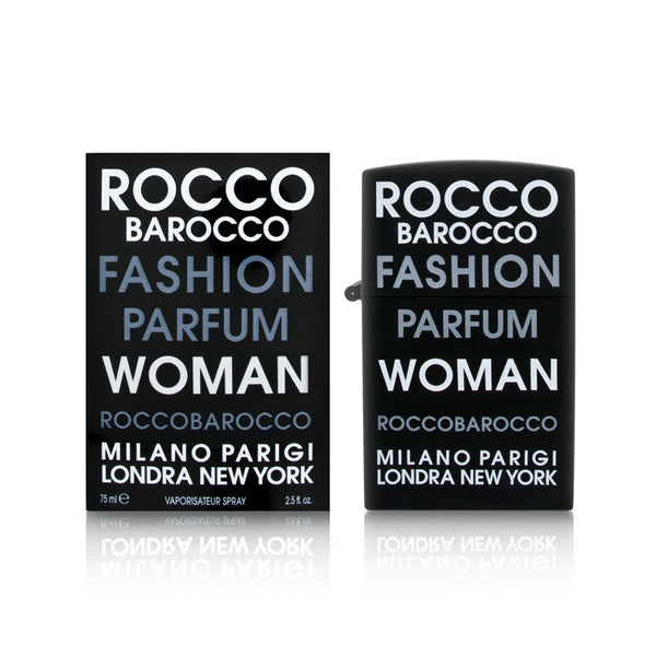 Roccobarocco Fashion Parfum Woman 2.5 oz Eau de Parfum Spray