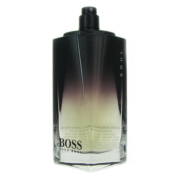 Boss Soul for Men by Hugo Boss 3 oz Eau De Toilette Spray Tester