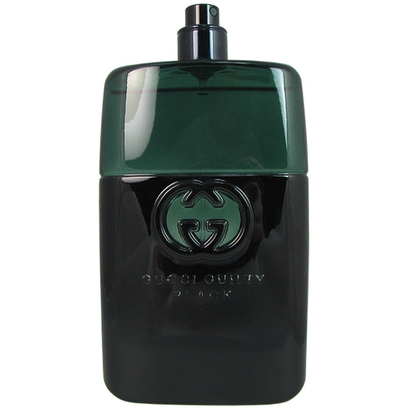 Gucci Guilty Black for Men 3.0 oz Eau de Toilette Spray Tester