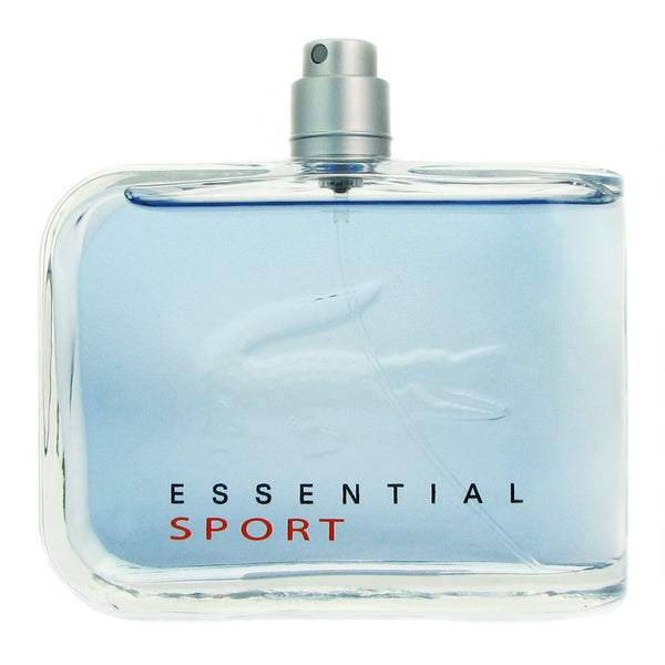 Lacoste Essential Sport for Men 4.2 oz Eau de Toilette Spray Tester