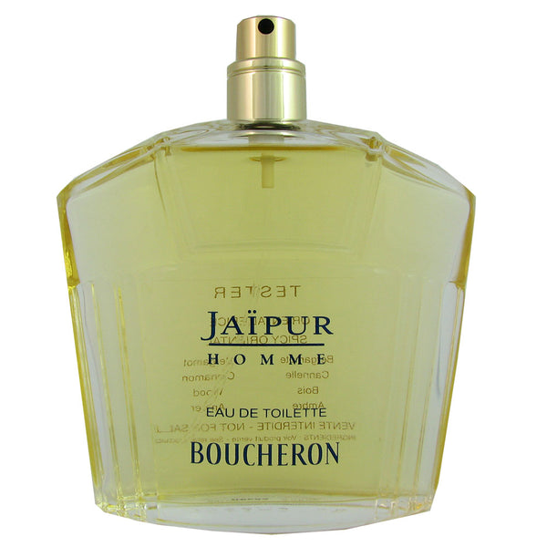 Jaipur Men by Boucheron 3.3 oz Eau de Toilette Spray Tester