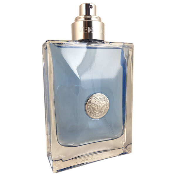 Versace for Men 3.4 oz 100 ml Eau de Toilette Spray Tester