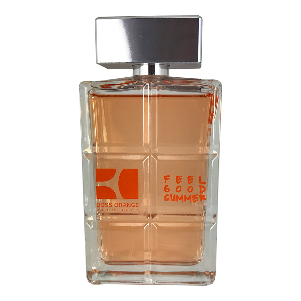 Feel Good Summer For Men By Hugo Boss Orange 3.3 oz Eau De Toilette Spray Tester