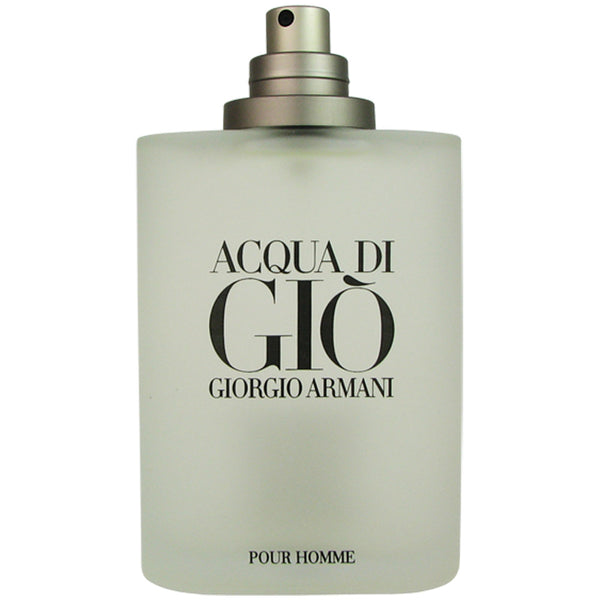 Acqua Di Gio for Men by Giorgio Armani 3.4 oz Eau de Toilette Spray Tstr
