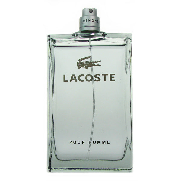 Lacoste for Men 3.3 oz Eau de Toilette Spray Tester