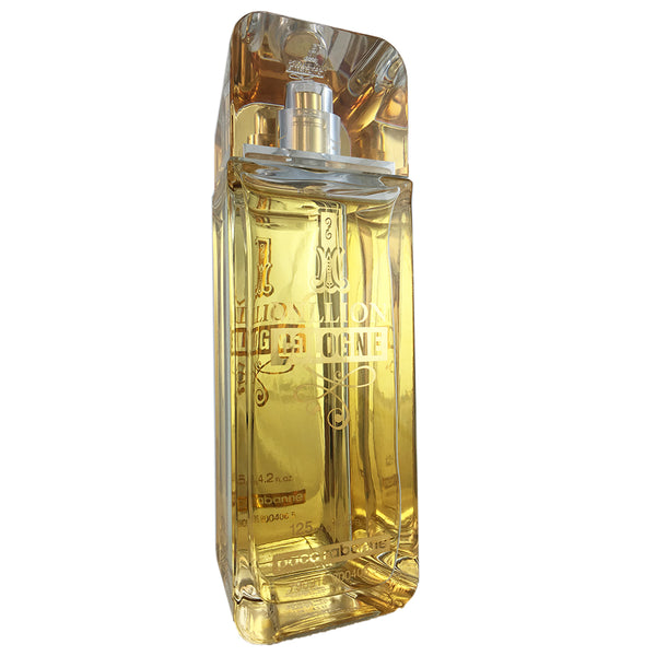 1 Million Cologne For Men By Paco Rabanne 4.2 oz Eau De Toilette Spray Tester