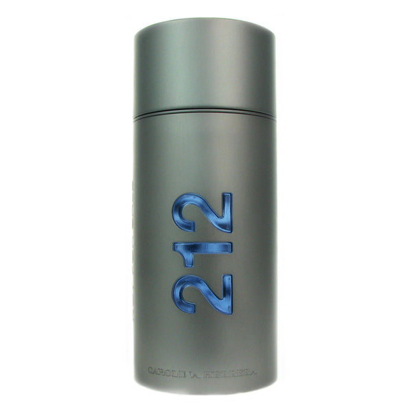 212 Carolina Herrera Men 3.4 oz 100 ml Eau de Toilette Spray Tester