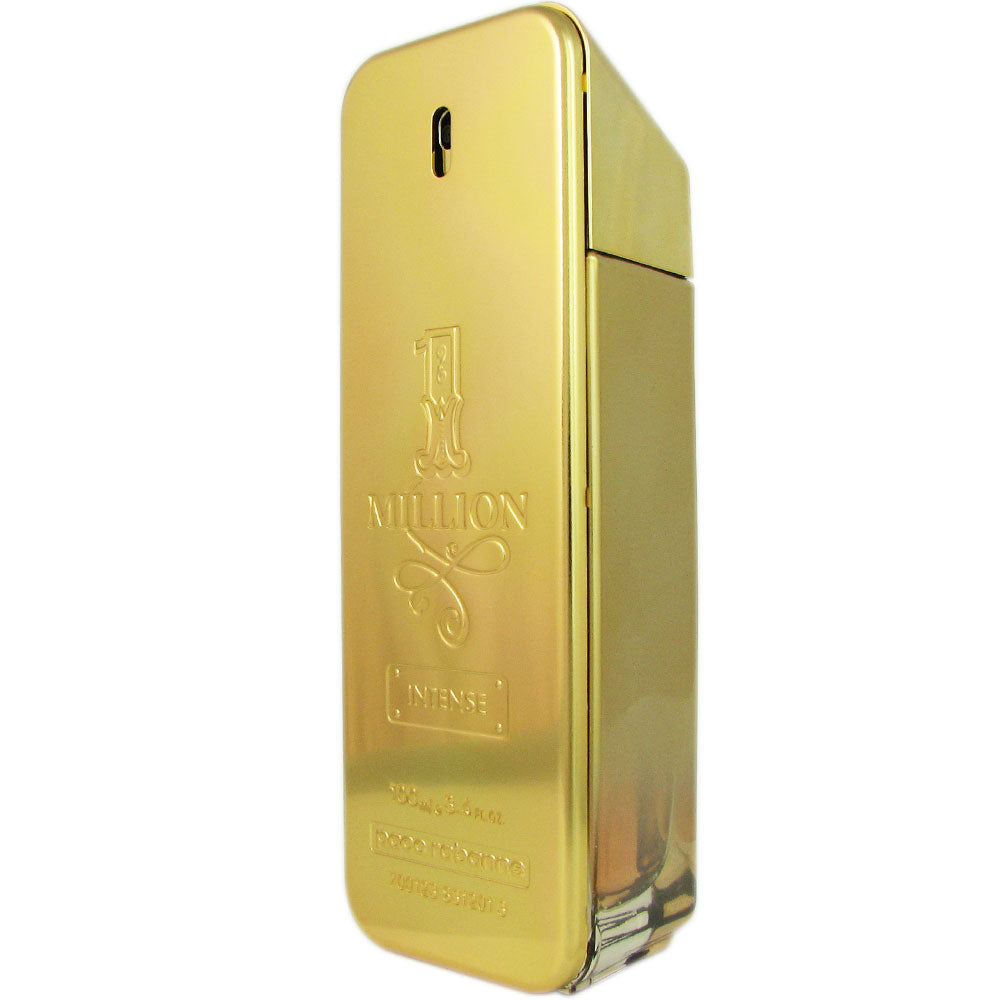 1 Million Intense Men by Paco Rabanne 3.4 oz Eau de Toilette Spray Tester