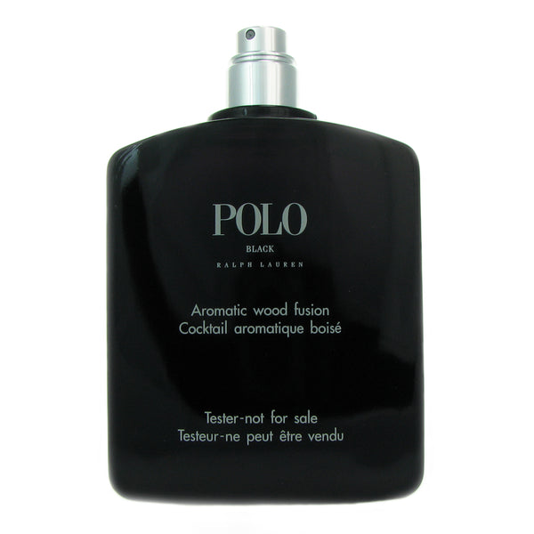 Polo Black by Ralph Lauren 4.2 oz Eau de Toilette Spray Tester