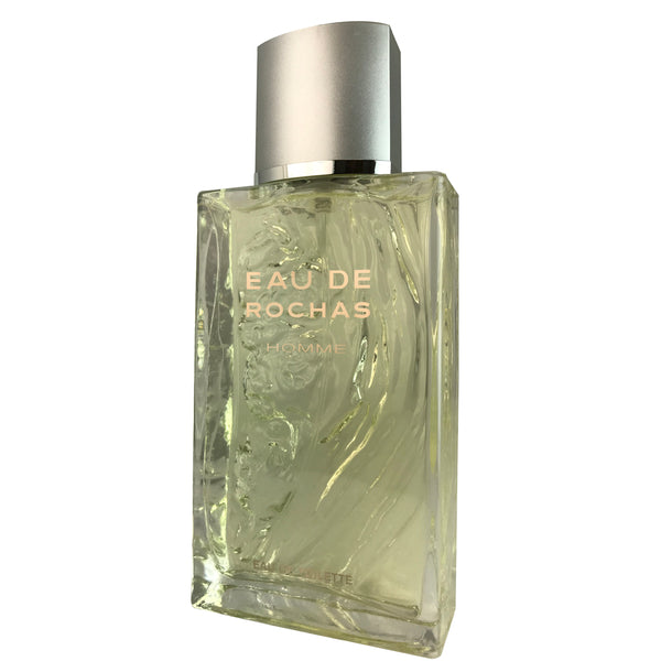 Rochas Eau De Rochas For Men 3.3 oz Eau De Toilette Spray Tester