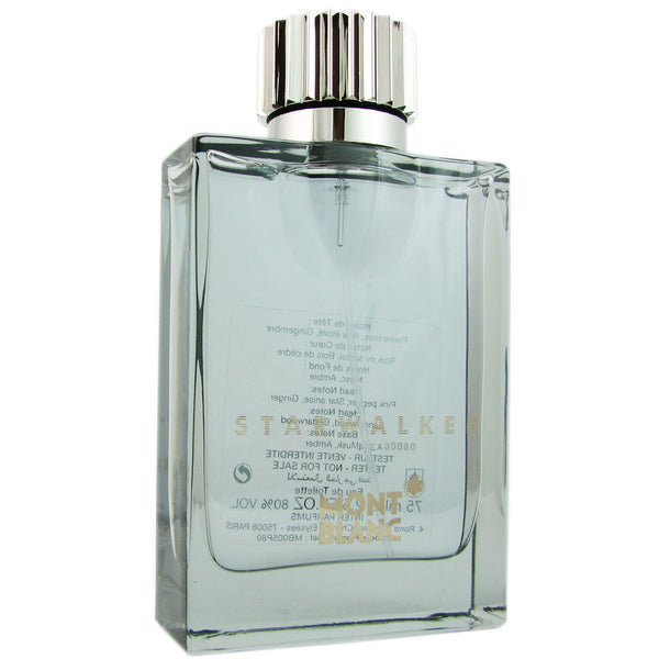 Starwalker Men by Mont Blanc 2.5 oz Eau de Toilette Spray Tester
