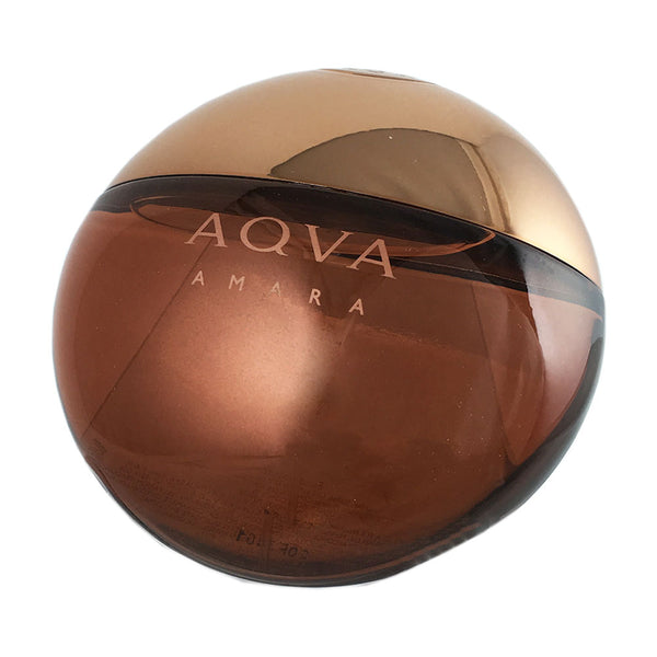 Aqva Amara for Men By Bvlgari 3.4 oz Eau de Toilette Spray Tester