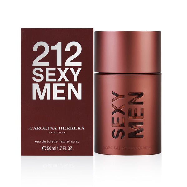 212 Sexy Men by Carolina Herrera 1.7 oz Eau de Toilette Spray