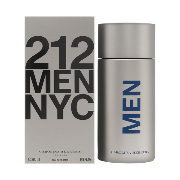 212 Men NYC by Carolina Herrera 6.75 oz Eau de Toilette Spray
