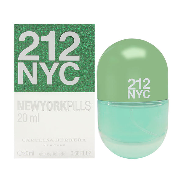 212 by Carolina Herrera for Women 0.68 oz Eau de Toilette Spray