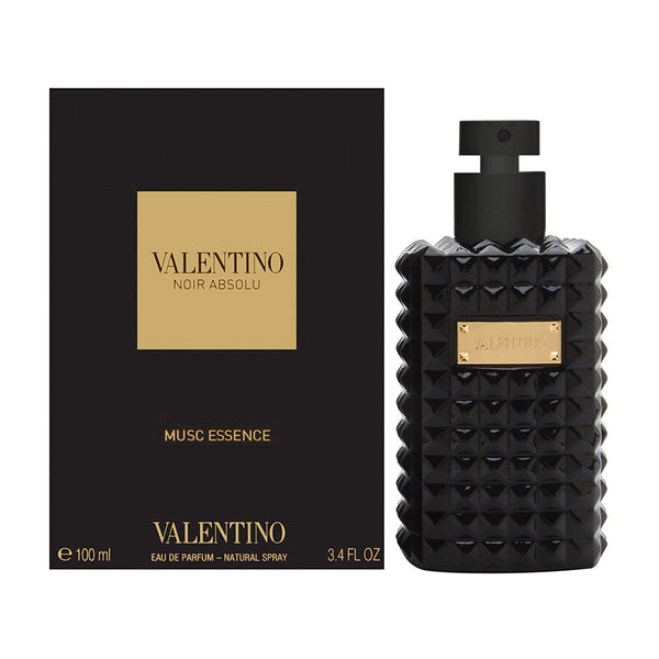 Valentino Noir Absolu Musc Essence for Women 3.4 oz Eau de Parfum Spray