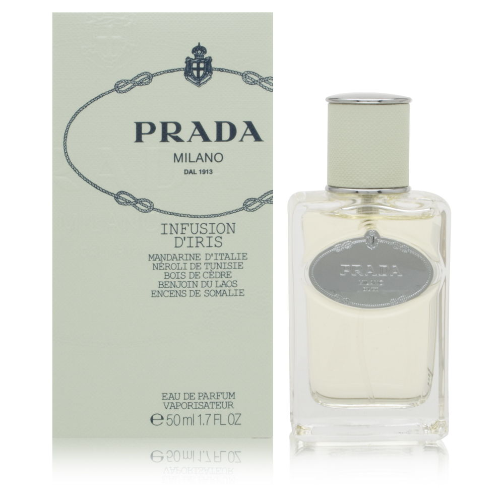 Prada Infusion D'Iris by Prada for Women 1.7 oz Eau de Parfum Spray