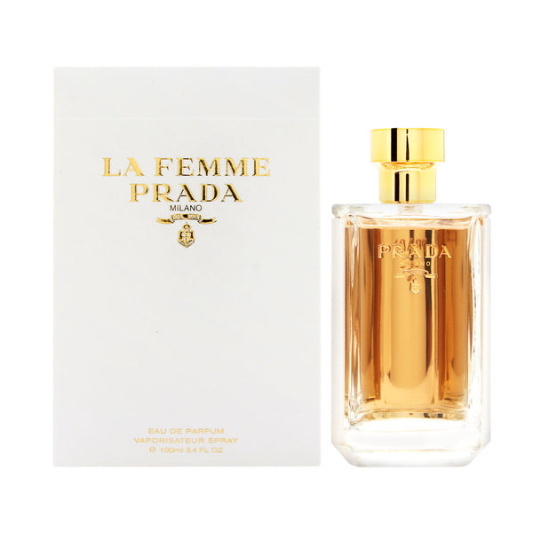 Prada La Femme by Prada for Women 3.4 oz Eau de Parfum Spray
