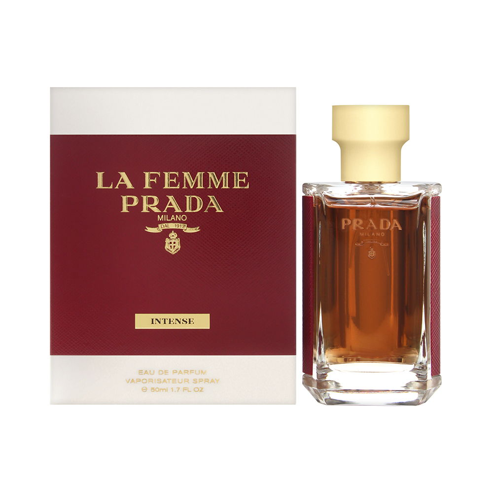 Prada La Femme Intense by Prada for Women 1.7 oz Eau de Parfum Spray