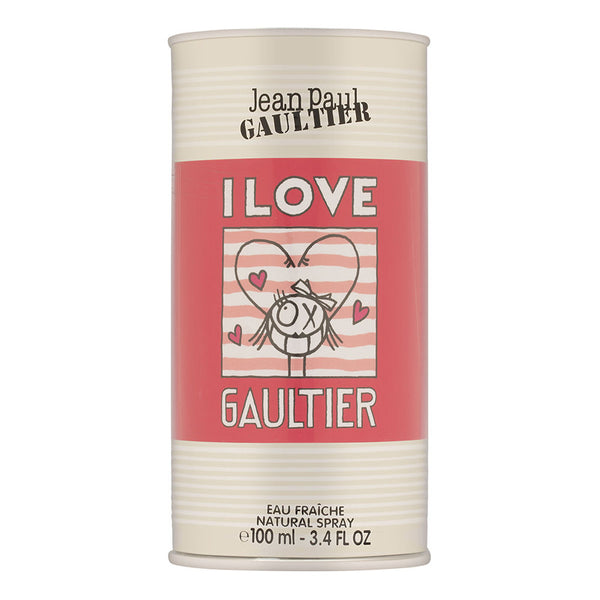 Jean Paul Gaultier Classique I Love Gaultier by Jean Paul Gaultier  for Women 3.4 oz Eau de Fraiche Spray