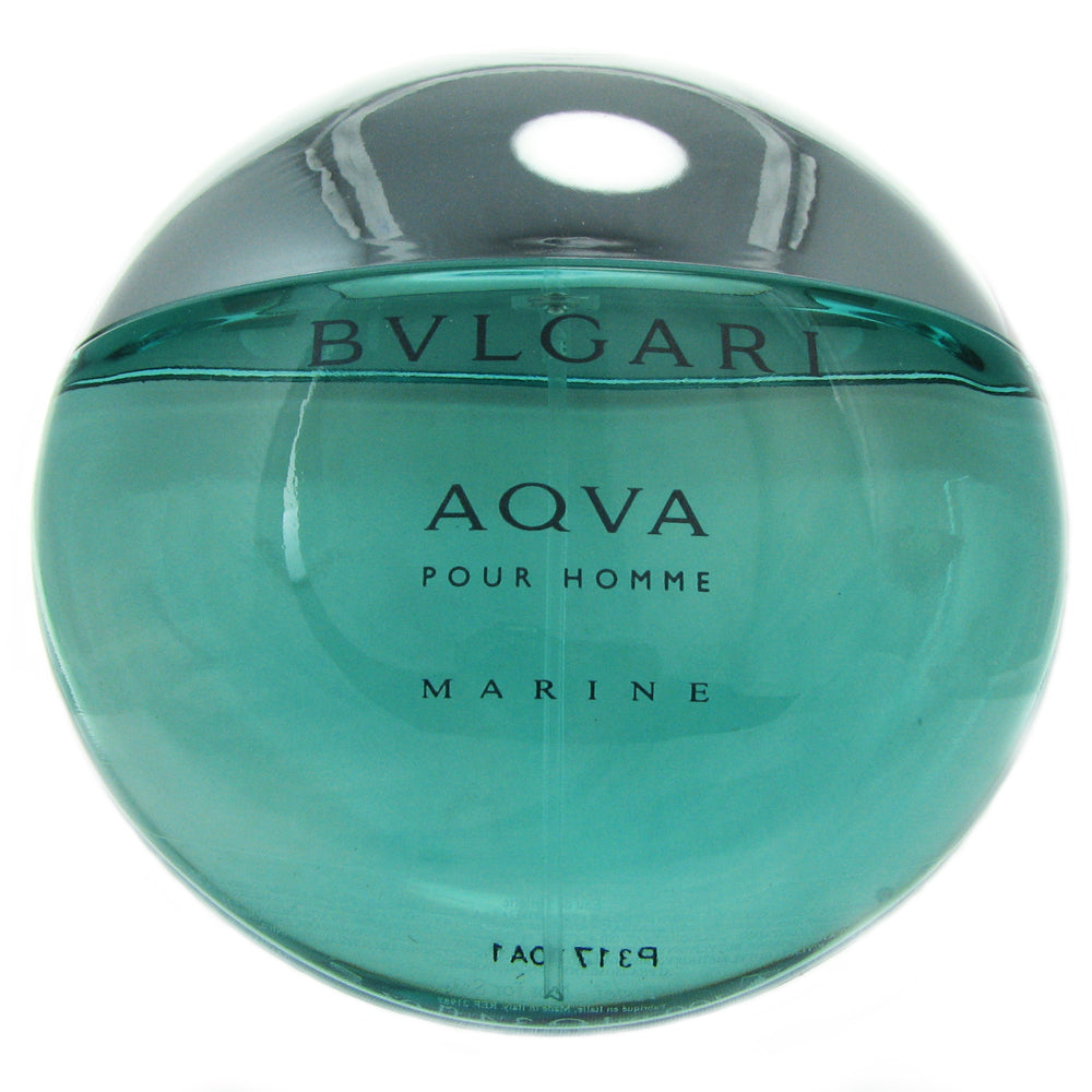 Bvlgari Aqva Marine for Men 3.4 oz Eau de Toilette Spray Tester