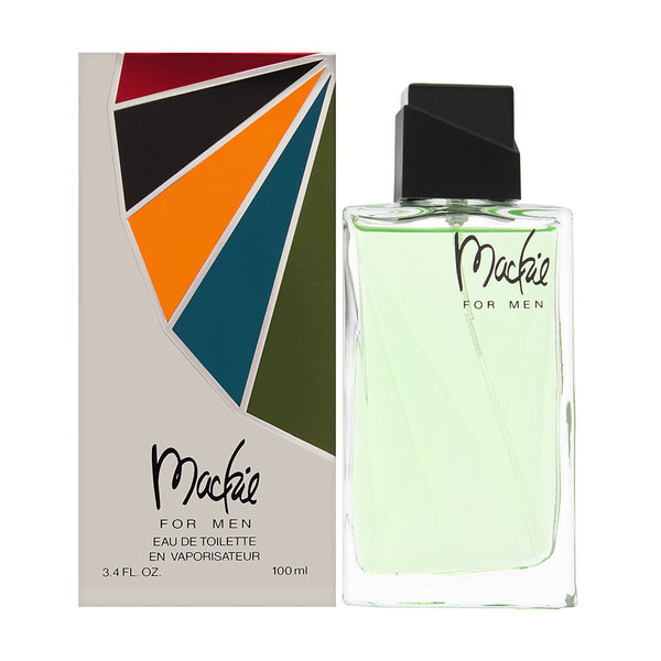 Mackie by Bob Mackie for Men 3.4 oz Eau De Toilette Spray