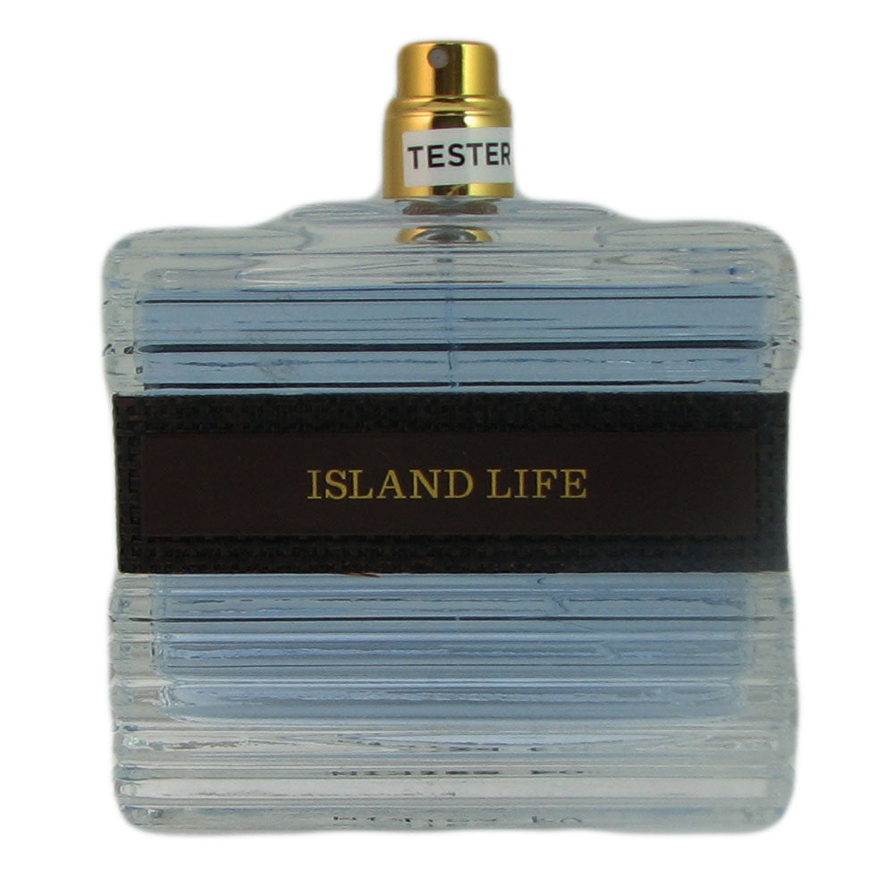 Island Life for Him By Tommy Bahama 3.4 oz Eau de Cologne Spray Tester