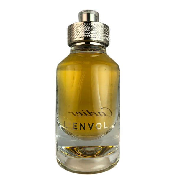 L'Envol for Men by Cartier 2.7oz Eau De Parfum Spray Tester