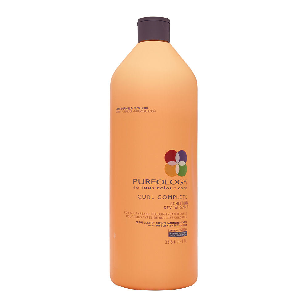 Pureology Curl Complete Conditioner 1Liter/33.8oz