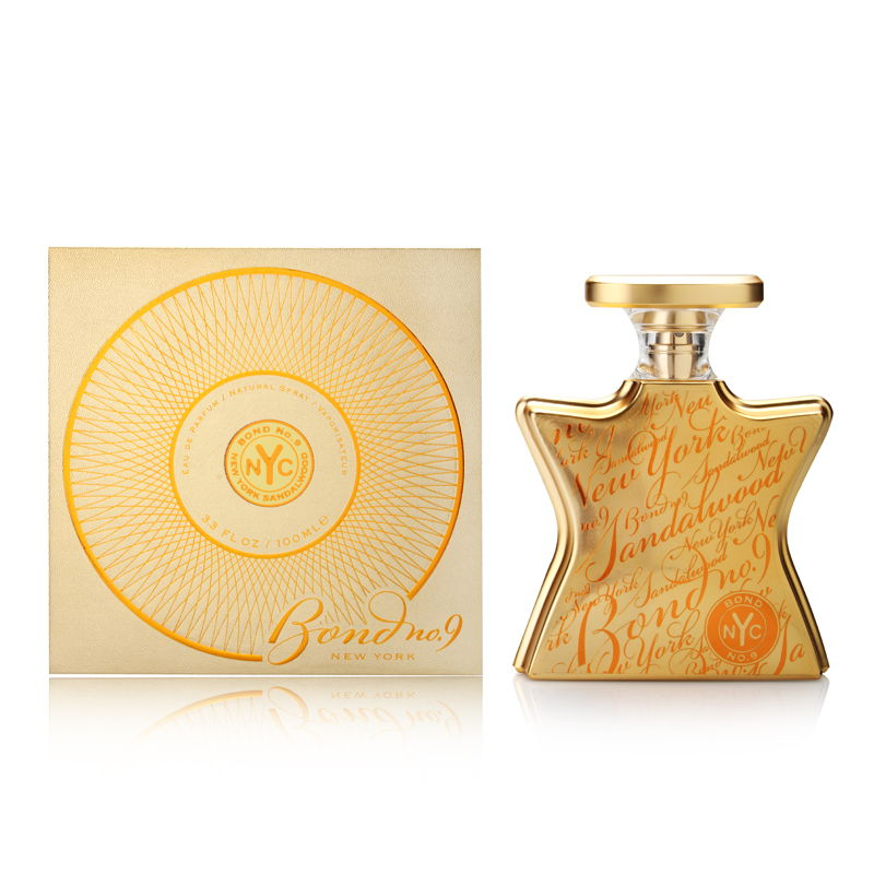 Bond No. 9 New York Sandalwood 3.3 oz Eau de Parfum Spray