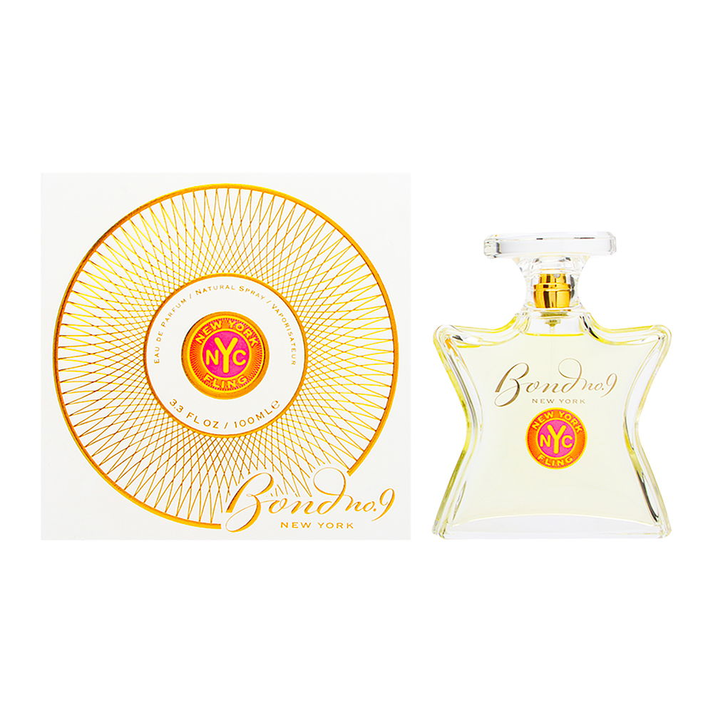 Bond No. 9 New York Fling 3.3 oz Eau de Parfum Spray