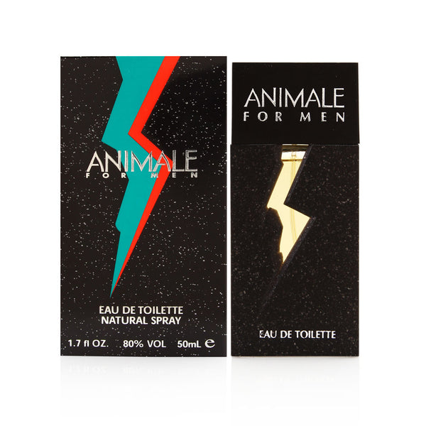 Animale by Parlux for Men 1.7 oz Eau de Toilette Spray