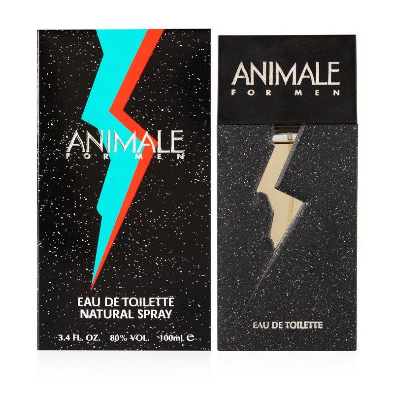Animale by Parlux for Men 3.4 oz Eau de Toilette Spray