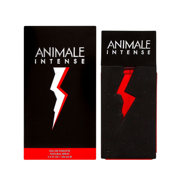 Animale Intense by Parlux for Men 3.4 oz Eau de Toilette Spray