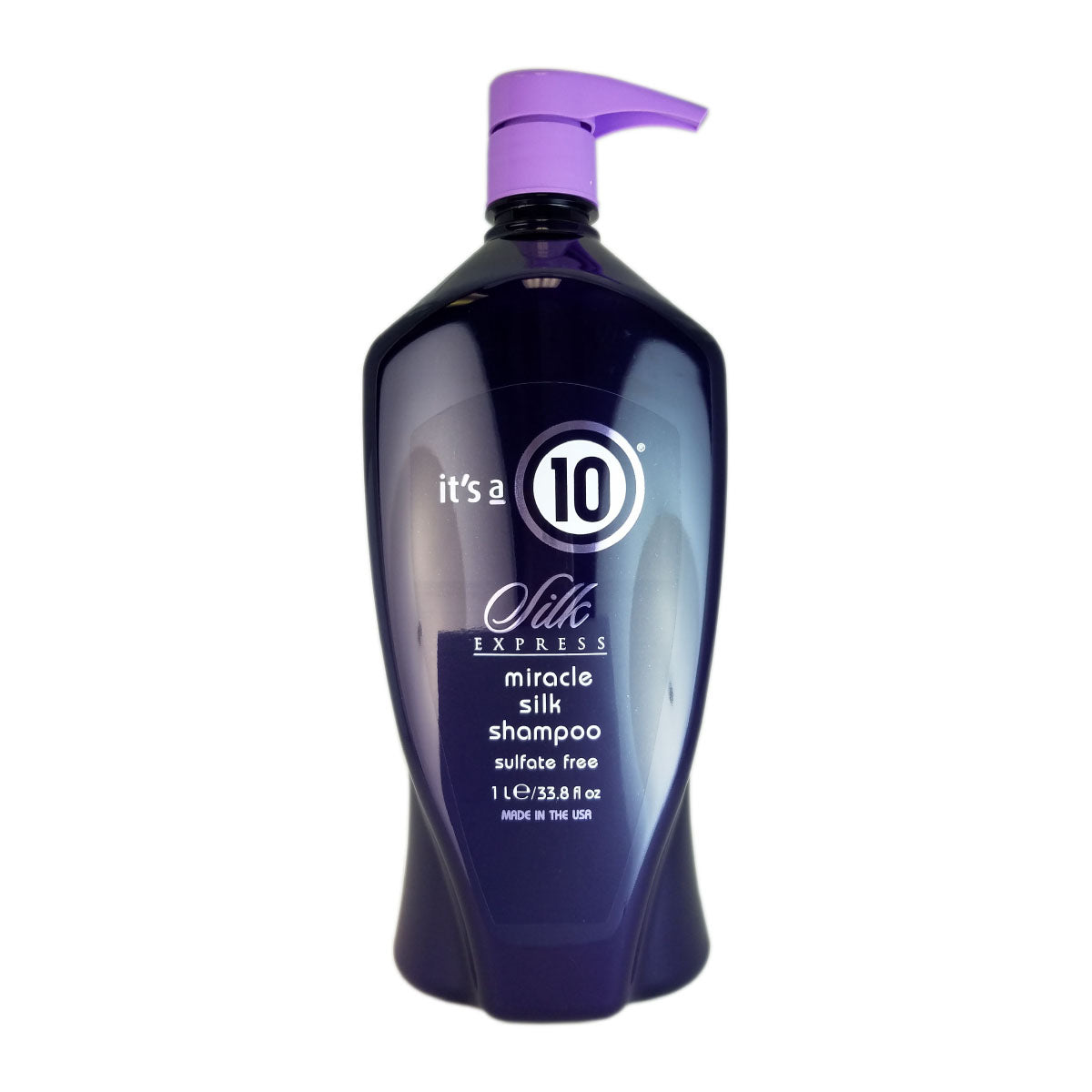 It's a 10 Silk Express Miracle Silk Hair Shampoo 33.8 oz