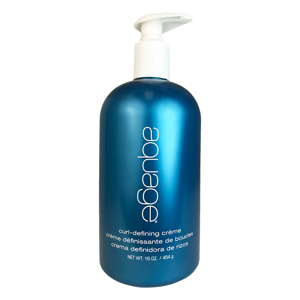 Aquage Curl Defining Hair Creme 16 oz