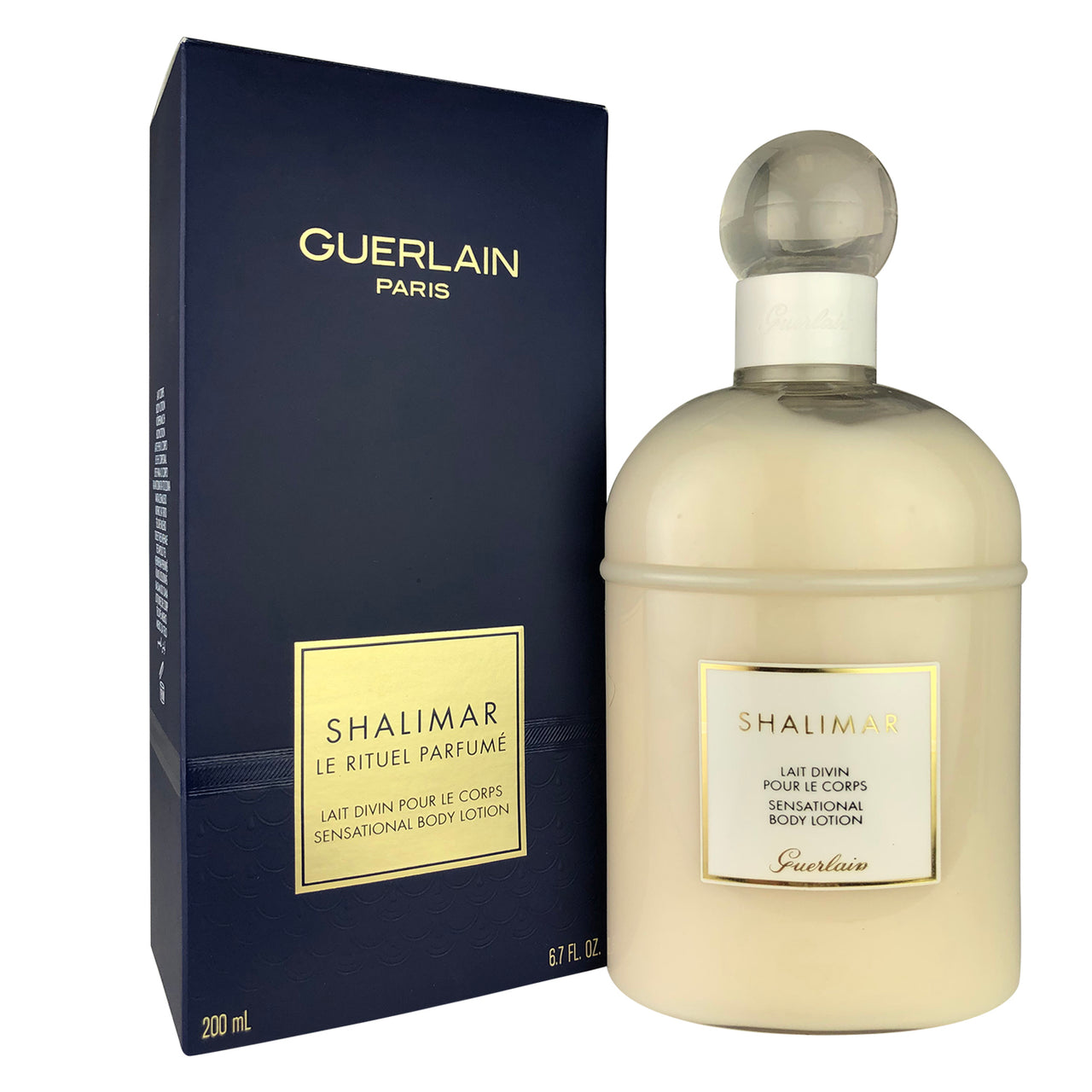 Shalimar for Women by Guerlain 6.7 OZ Body Lotion