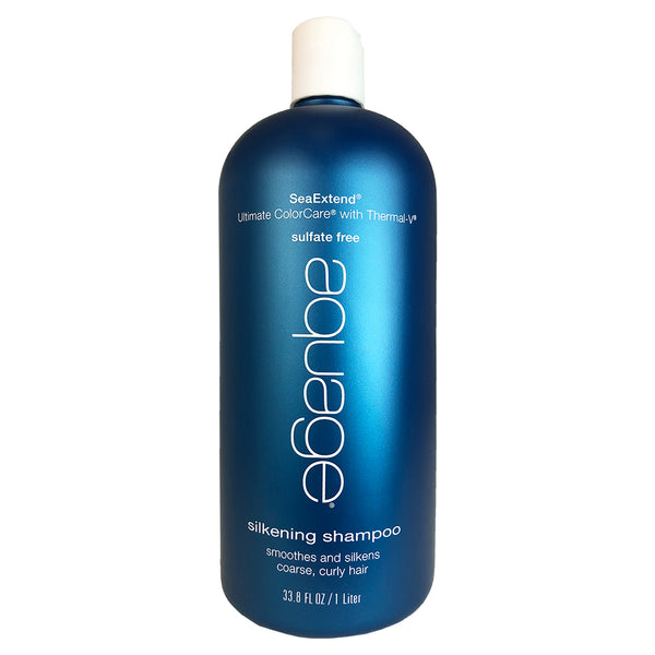 Aquage Silkening Hair Shampoo 33.8 oz