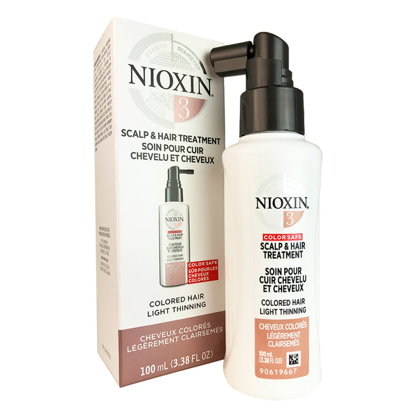 Nioxin System #3 Scalp Treatment 3.4 oz