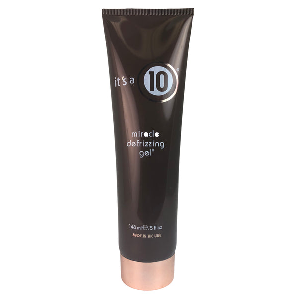 It's a 10 Miracle Defrizzing Hair Gel 5 oz.