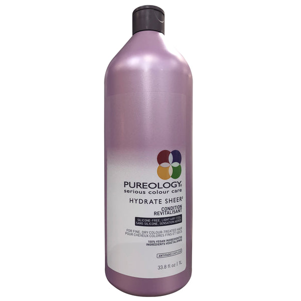 Pureology Serious Colour Care Hydrate Sheer Conditioner for Hair 33.8 oz