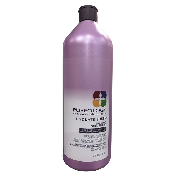 Pureology Serious Colour Care Hydrate Sheer Shampoo for Hair 33.8 oz