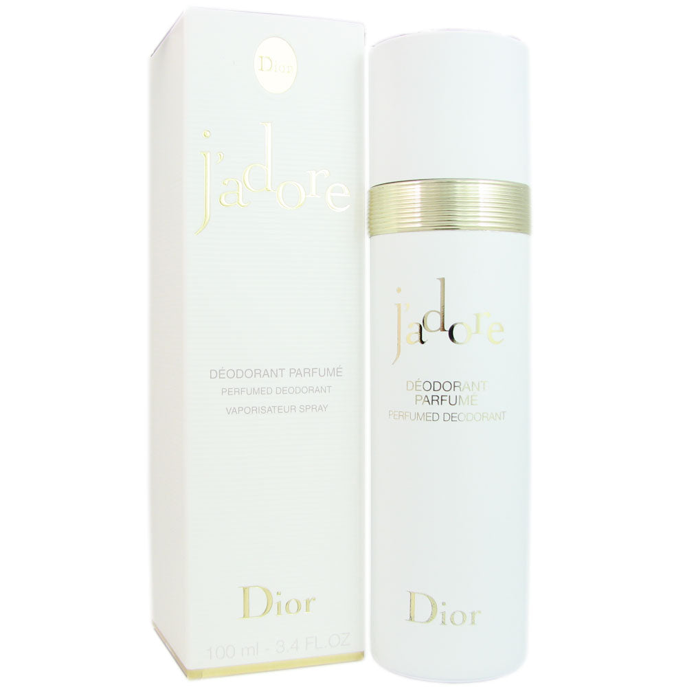 J'adore for Women by Christian Dior 3.4 oz Deodorant Spray