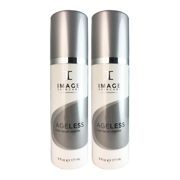 Image Ageless Total Facial Cleanser 6 oz ea TWO