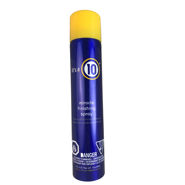 It's A 10 Miracle Finishing Hair Spray 10 oz