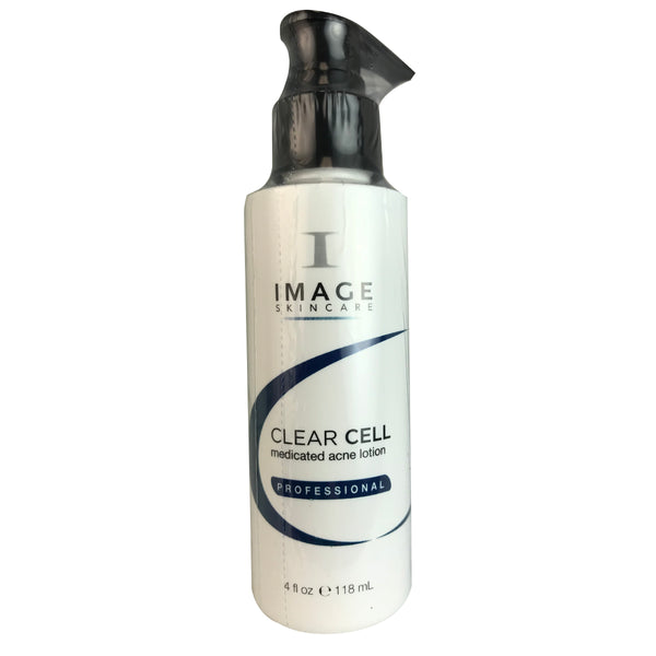 Image Clear Cell Medicated Facial Acne Lotion 4 oz.