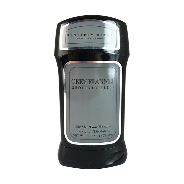 Grey Flannel For Men By Geoffrey Beene 2.5 oz Deodorant Stick