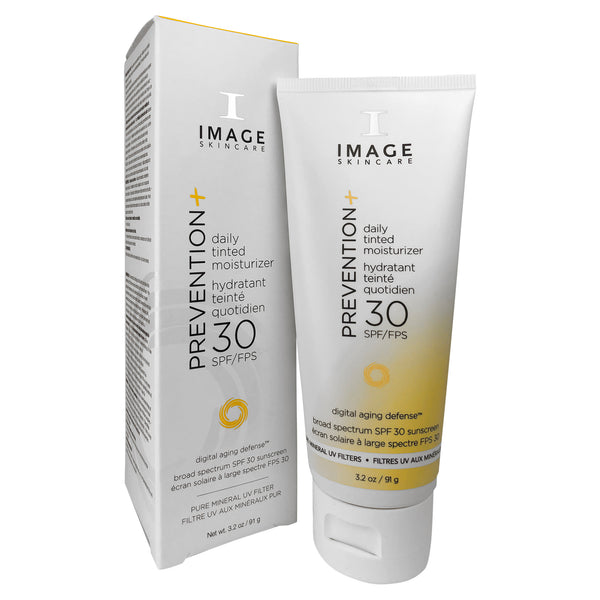 Image Prevention + Daily Tinted Face Moisturizer SPF 30 3.2 oz