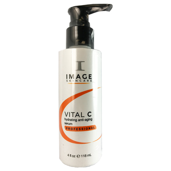 Image Vital C Hydrating Face Anti-Aging Serum Professional 4 oz